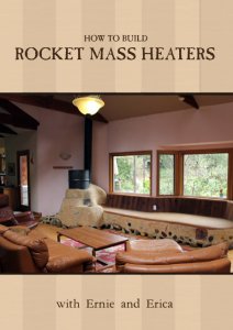 Rocket Mass Heaters Cover